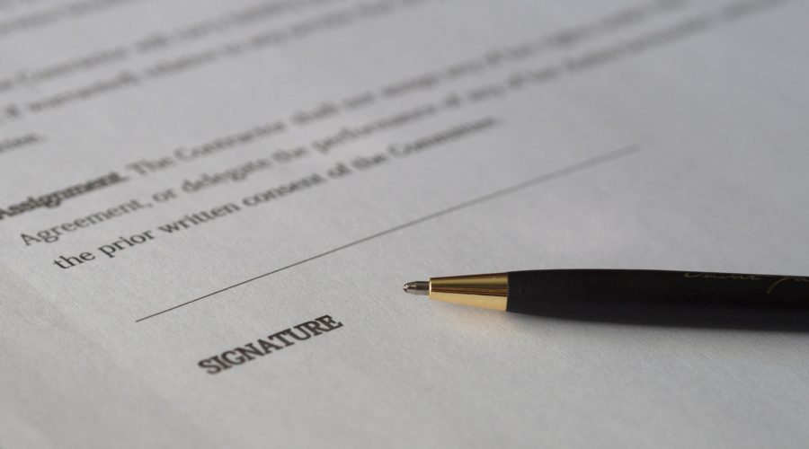 Do you know what to look for in a contract?