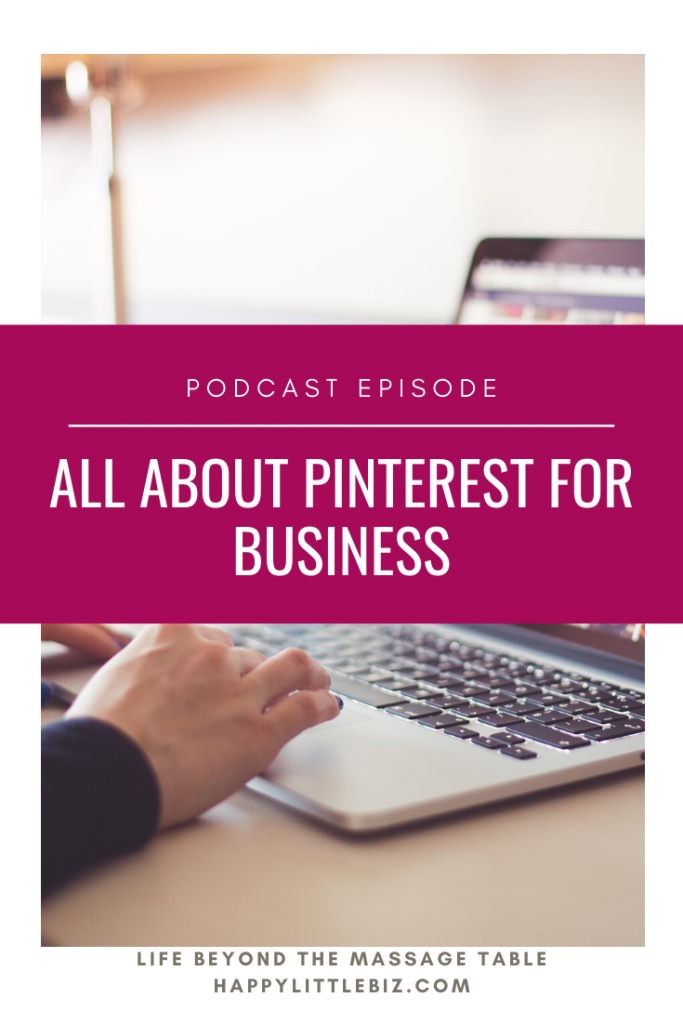 All about Pinterest for health and wellness businesses