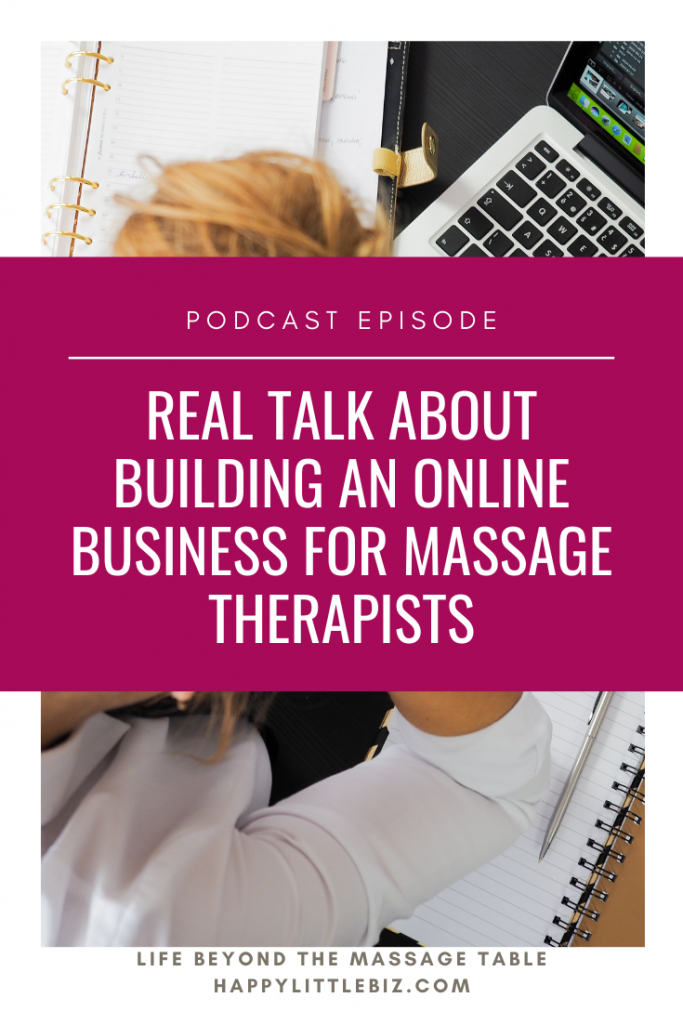 Can you take your healthcare, wellness or fitness business online? Or, do you want to build a side business to help boost your income? This podcast series will help you do just that! #massagetherapy #healthcare #onlinebusiness