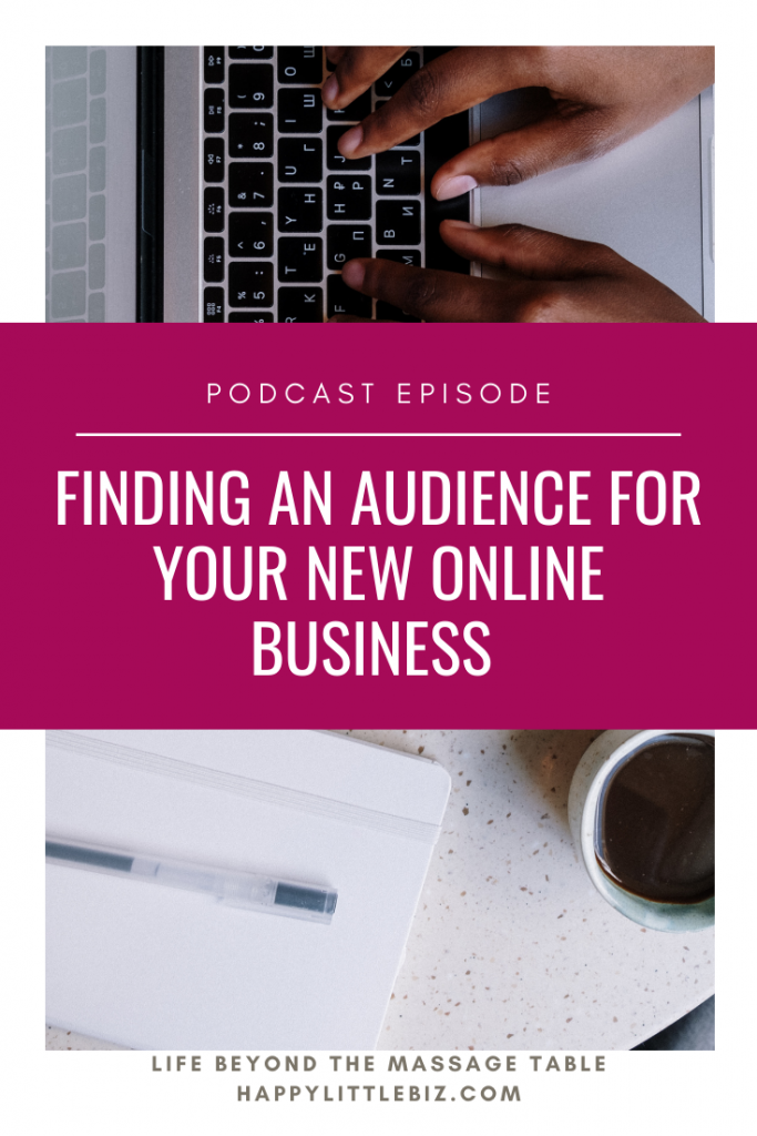 When building an online business, where do you find the people who are most interested in your product or service? Is having a social media following enough? Can you actually make money with an online business? We tackle that and more in this podcast episode.